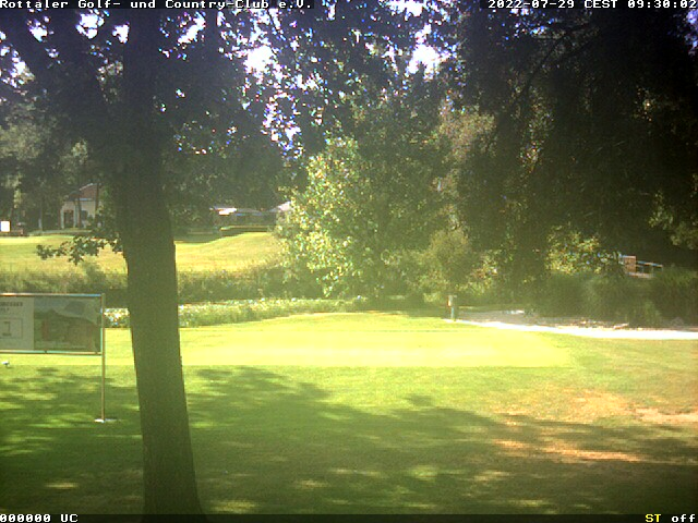 Rottaler Golf- und Country-Club e.V. - Webcam